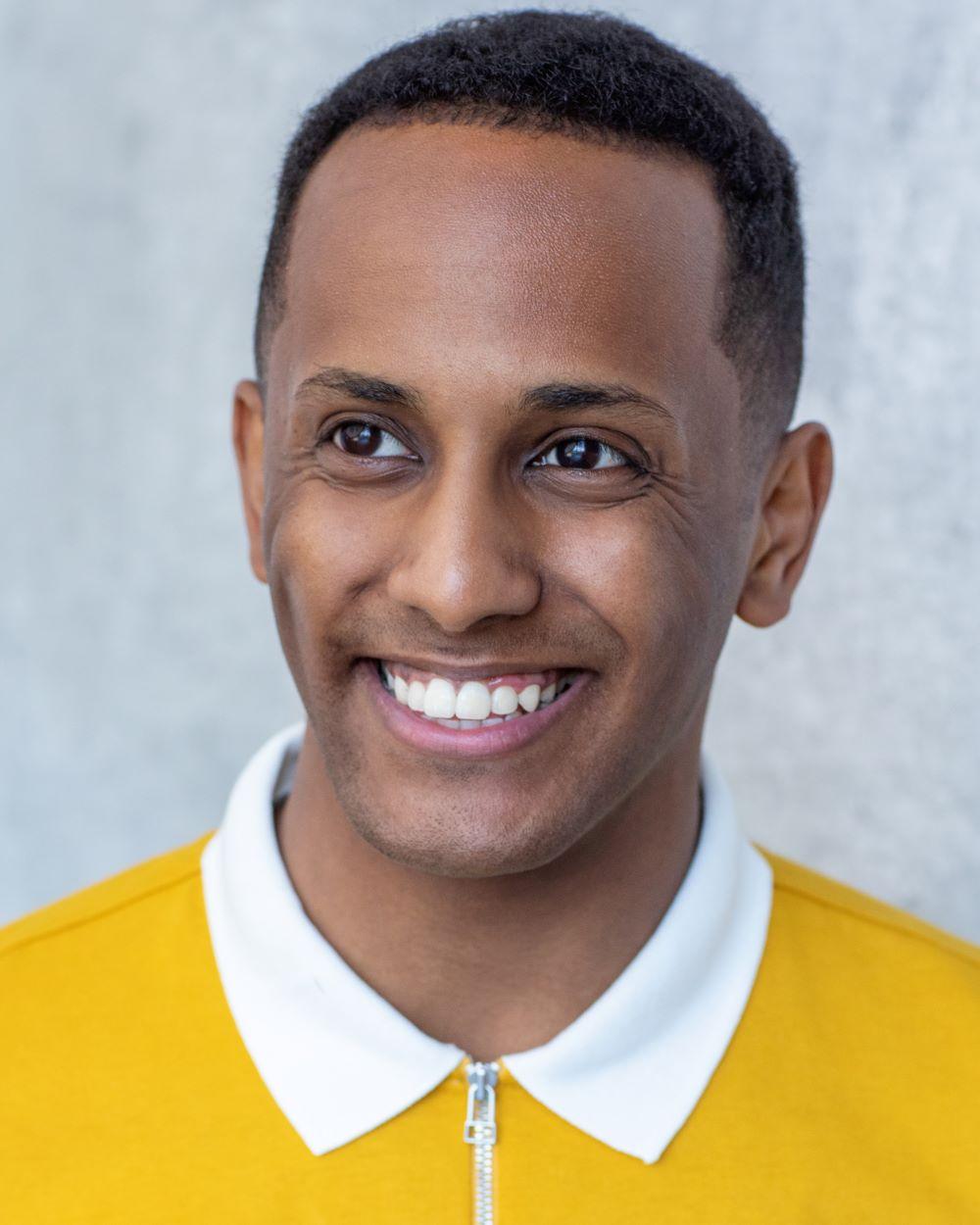 Ahmed Hamad headshot 5 Thrive Talent