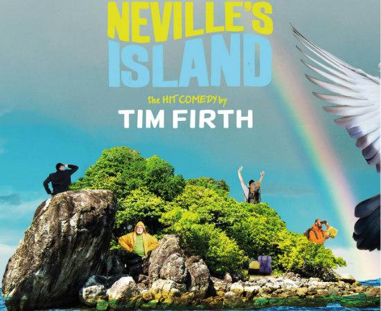 Neville's Island Stephen Leask