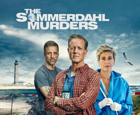 Diem Camille G. The Sommerdahl Murders