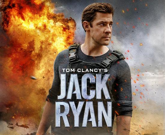 Jack Ryan David Bedella